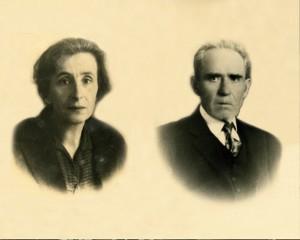 I genitori di Padre Maestro