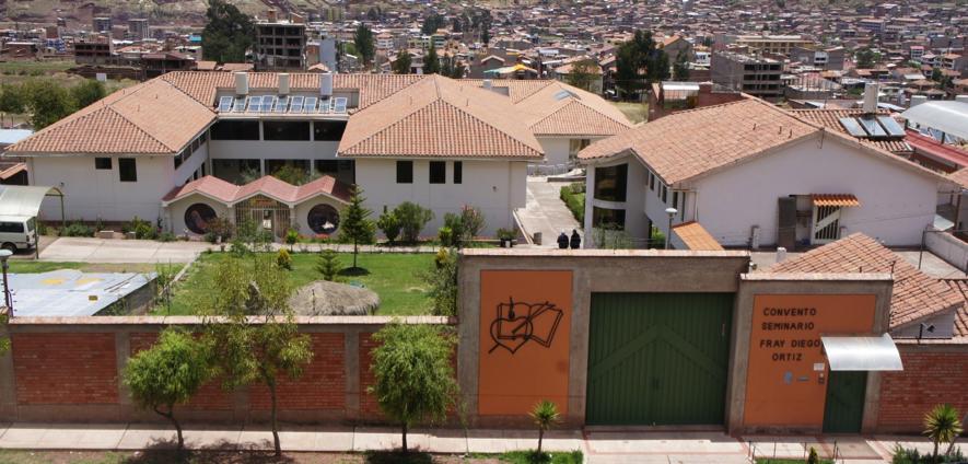 Convento Seminario del Cusco