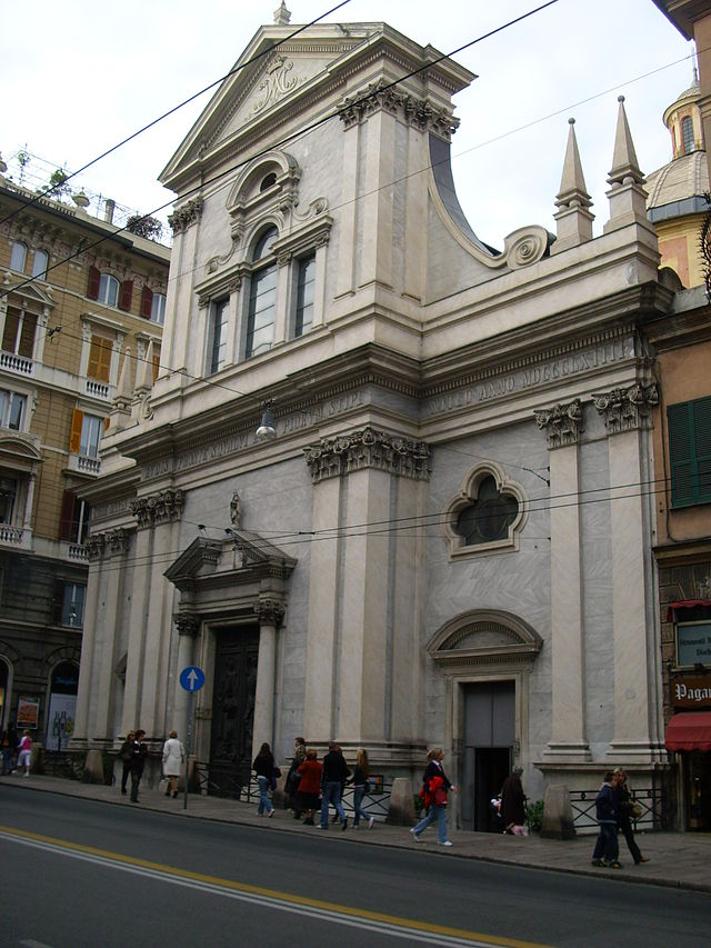 Genova - Convento della Consolazione