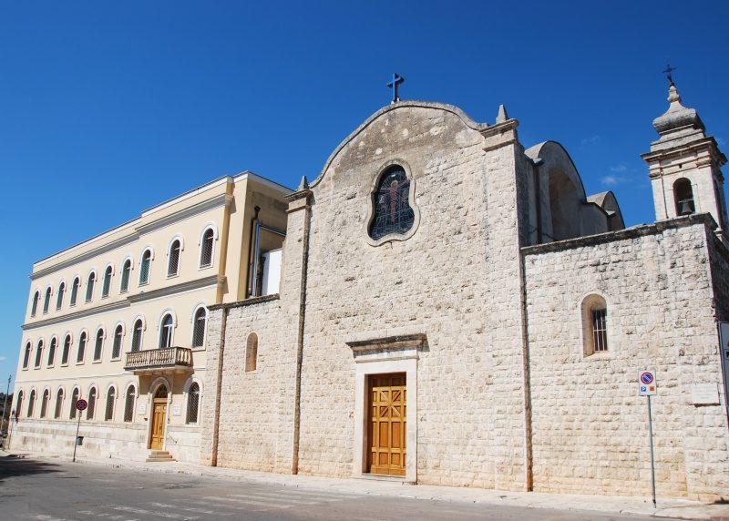 Noicattaro - Convento S. Maria della Lama