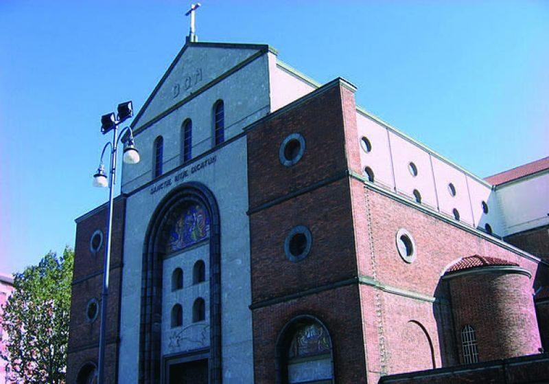 Milano - Convento S. Rita