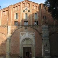 Pavia - Basilica di San Pietro in Ciel d'Oro