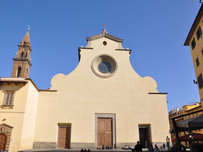 Firenze - Basilica di Santo Spirito