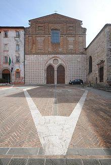 Perugia - Convento di Sant'Agostino