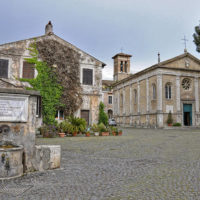 Ostia Antica - Convento di Sant'Aurea
