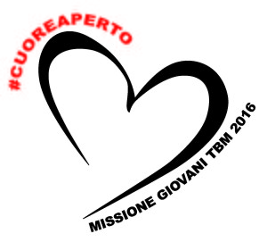 logo Missione giovani 2016