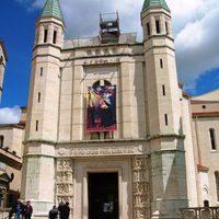 Cascia - Santuario di Santa Rita