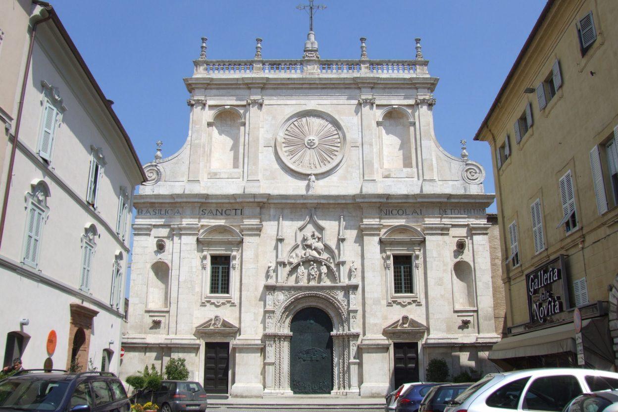 Tolentino - Basilica di San Nicola