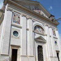 Genazzano - Santuario Madonna del Buon Consiglio
