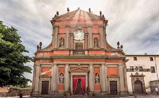 Viterbo - Convento SS.ma Trinità