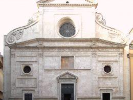 Roma - Basilica di Sant'Agostino in Campo Marzio