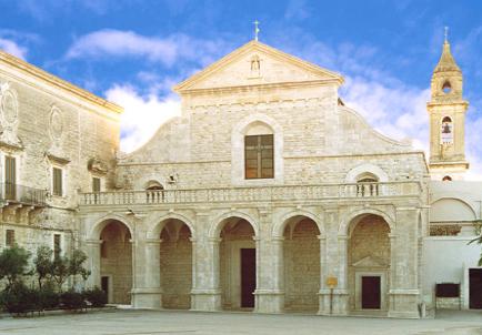Andria - Santuario di Santa Maria dei Miracoli