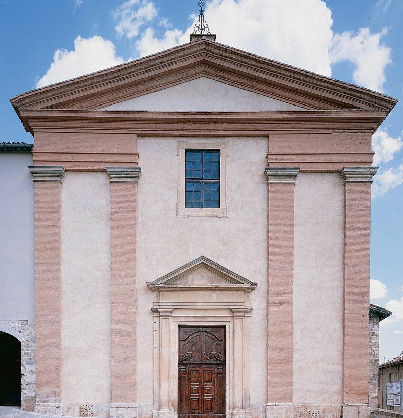 Gubbio - Parrocchia S. Agostino